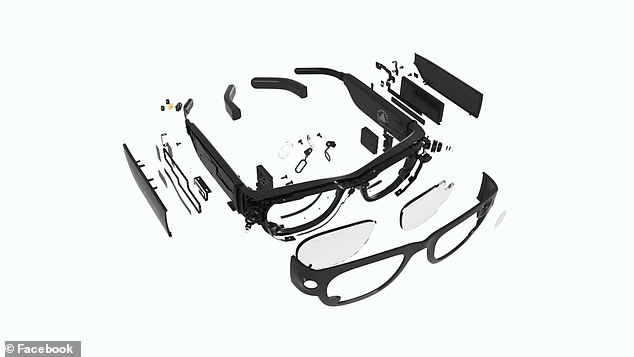 Andrew Bosworth, Head of Facebook Reality Labs, told Bloomberg the company was being deliberately elusive when it comes to revealing details of the glasses' functionality and specification