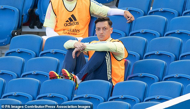 Mesut Ozil's legacy is secure even if he does not play for Arsenal again, says Mikel Arteta