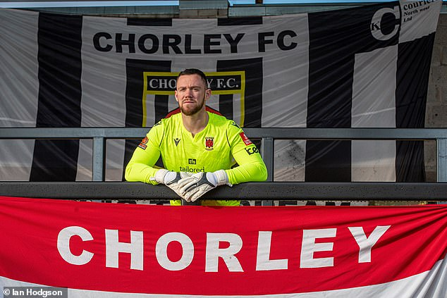 Urwin's Chorley side are the second lowest ranked team left in the FA Cup after Marine