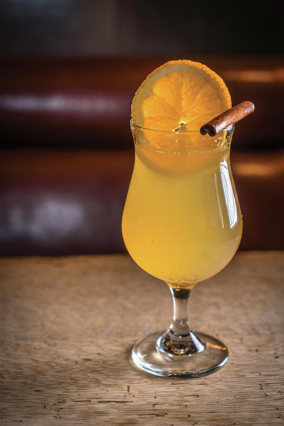 Belvedere Hot Toddy
