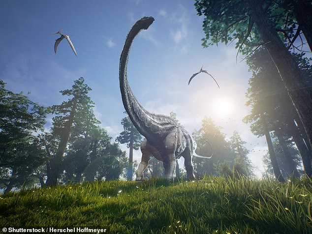 Sauropod dinosaurs emerged in South America some 230 million years ago, but despite living during the supercontinent Pangea it took them 15 million years to reach Greenland – when it should have taken 20 years