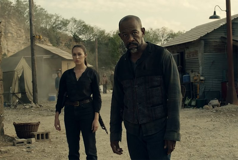 Fear the Walking Dead Season 6 Return Extended Trailer Released