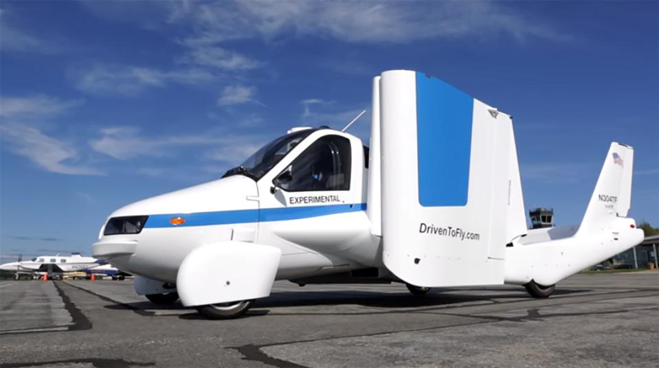 Terrafugia's Transition flying car apparently won't fly in the U.S. market.