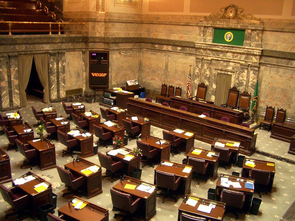 WA State Capitol Bldg