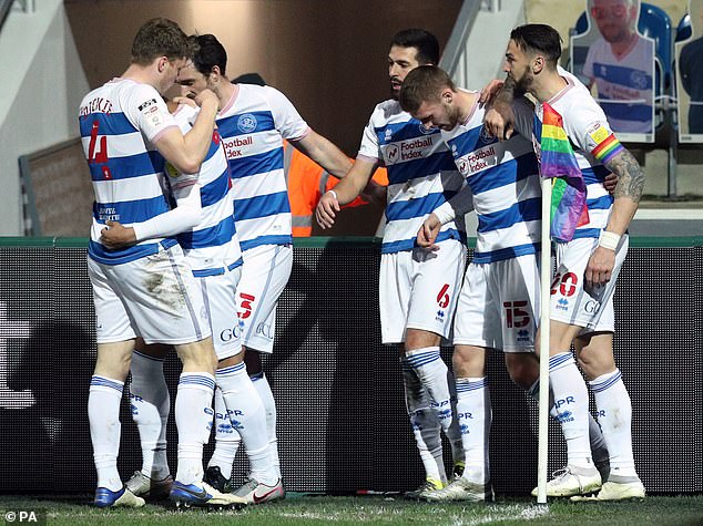 Sam Field and Charlie Austin turned the game on its head in the space of four minutes