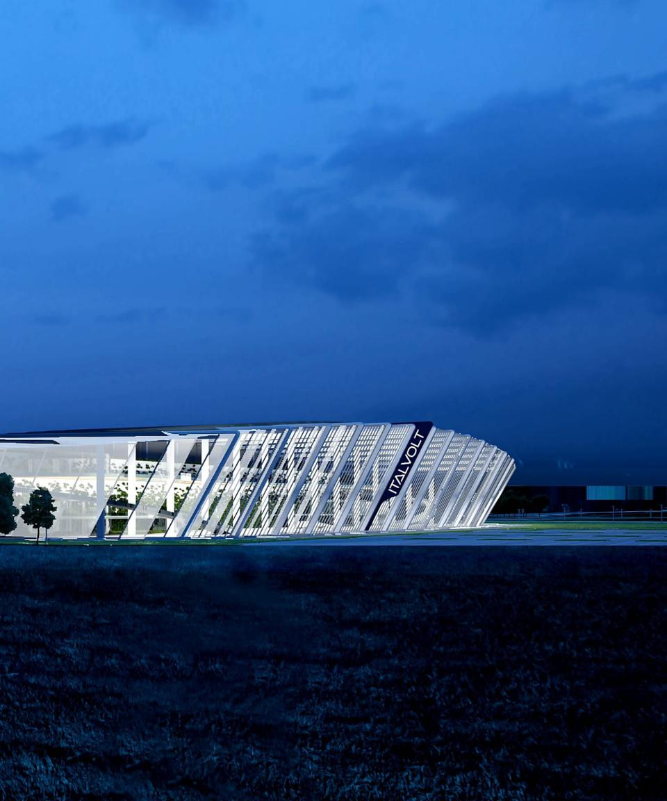 Design icons Pininfarina Architecture have signed on to design the Italvolt gigafactory.