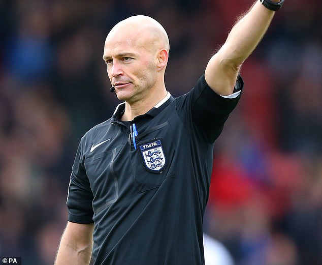 Drysdale has also worked as an RAF Sergeant alongside his refereeing