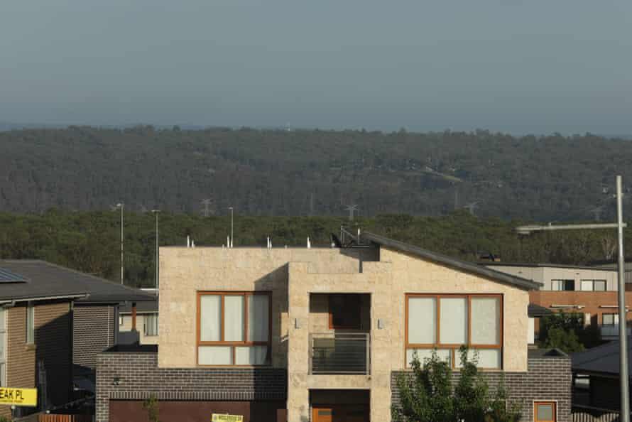 Mulgoa Rise housing estate