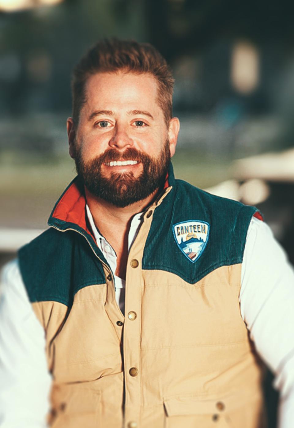Brandon Cason, CEO of CANTEEN