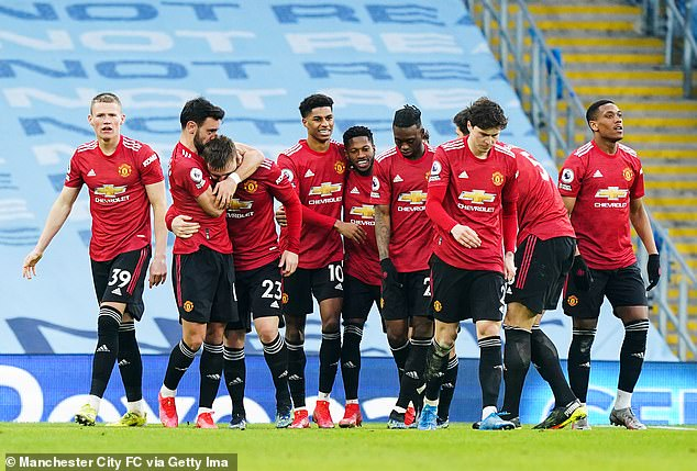 Manchester United enjoyed a brilliant 2-0 win at Manchester City on Sunday in the league