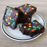 Homemade Cosmic Brownies Recipe and Photos
