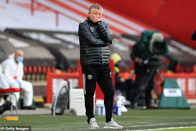 Discussions have been held over Chris Wilder's future after fall-outs with the club's owners