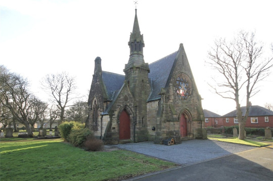 19th century chapel in county durham