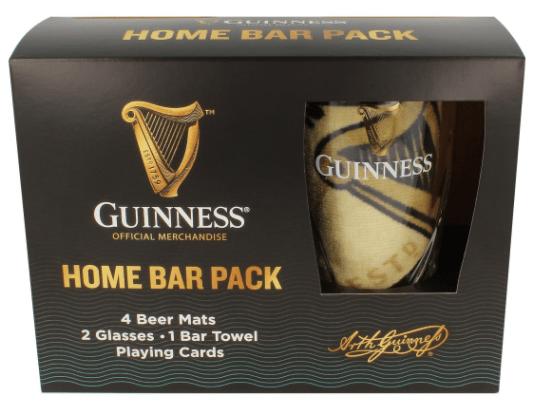 Guinness at home bar kit