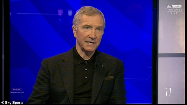 Souness also says Kane should call his agent if they fail to beat City in the Carabao Cup