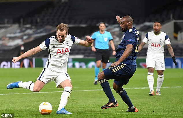 Souness says Spurs are running out of time to deliver what Kane's individual efforts deserve
