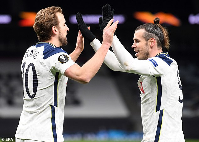 Kane is ninth on the list of top goal scorers this season - having scored 25 goals in 16 outings