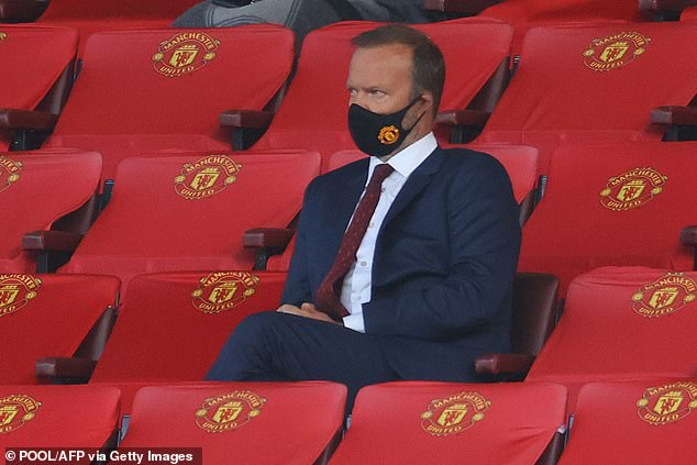 EdWoodward is chasing tangible success after nearly four years without a trophy for United