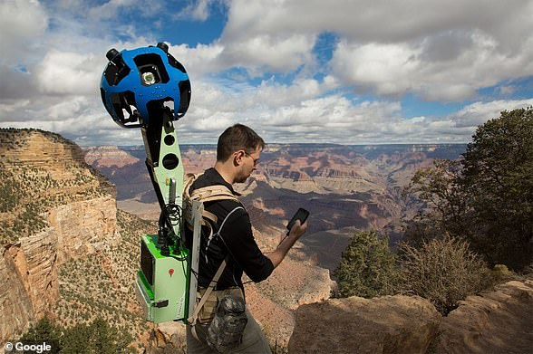 Google Trekkers could help fill the gaps in Google Maps by taking a360 degree camera housed in a backpack on hiking trips