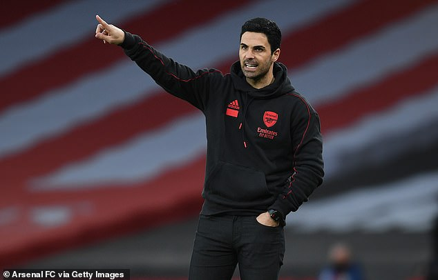 Mikel Arteta dropped Aubameyang for turning up late to a pre-match meeting on Sunday