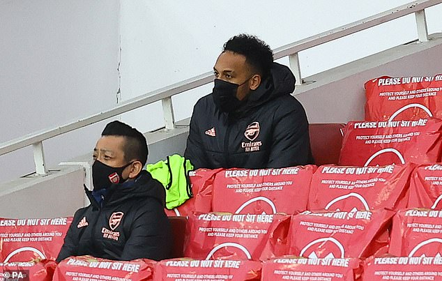 Sportsmail revealed that Aubameyang is set to be fined for his lateness ahead of the match