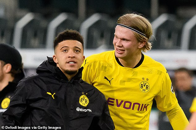 Borussia Dortmund are focusing on domestic duties in order to keep their top stars