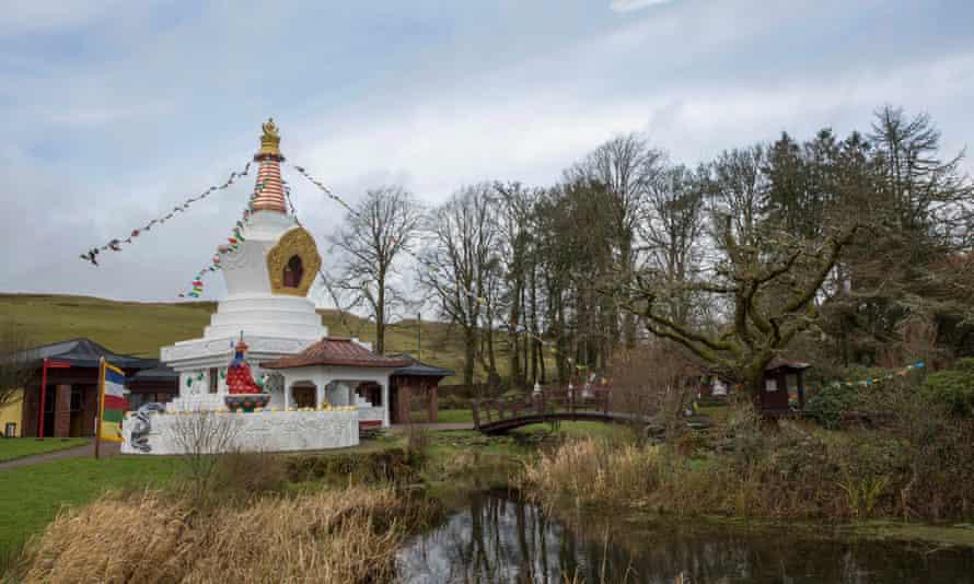The Kagyu Samye Ling monastery and Tibetan centre.