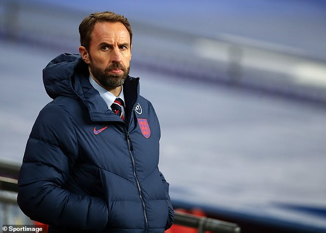 Gareth Southgate faces an attacking injury crisis ahead of England's upcoming qualifiers