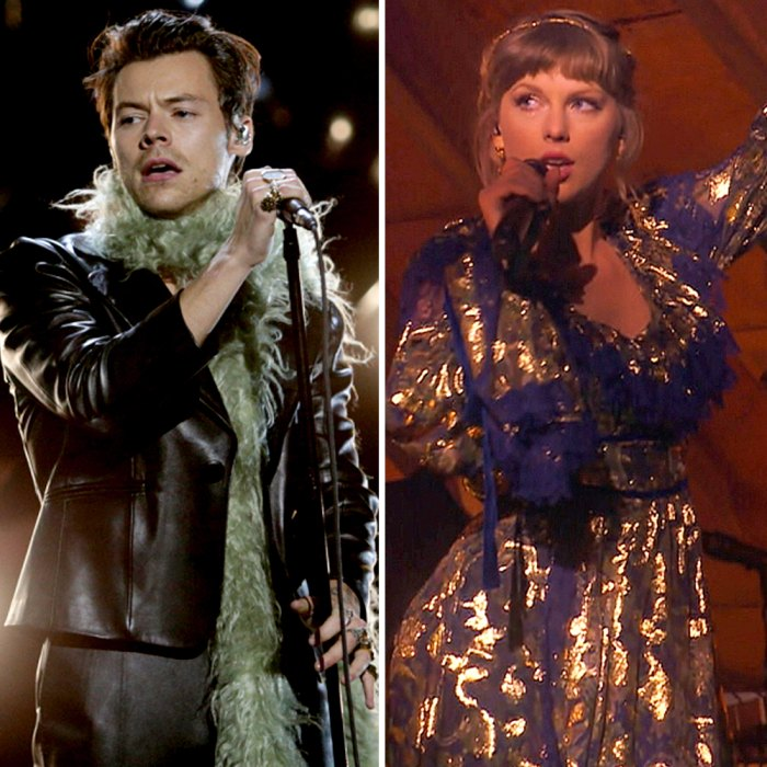 Grammys 2021 Best Performances Harry Styles Taylor Swift and More