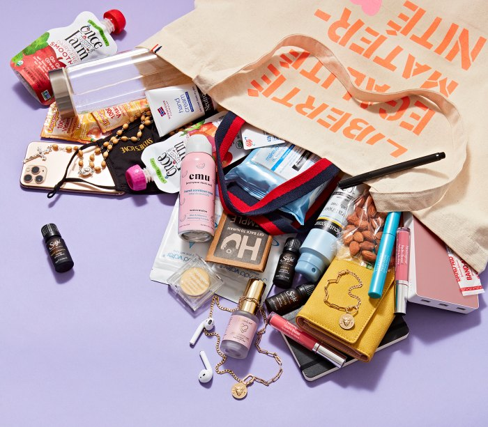 Kerry Washington: What's in My Bag?
