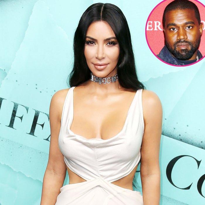 Kim Kardashian Attends 2021 Kids Choice Awards Amid Kanye Divorce