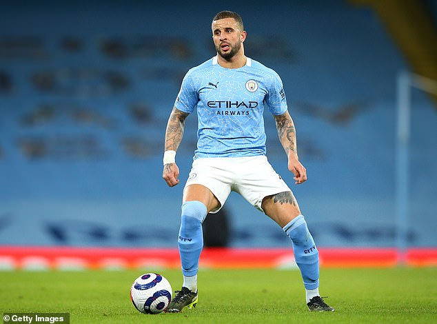 Manchester City defender Kyle Walker has reportedly paid £40,000 for a guard dog