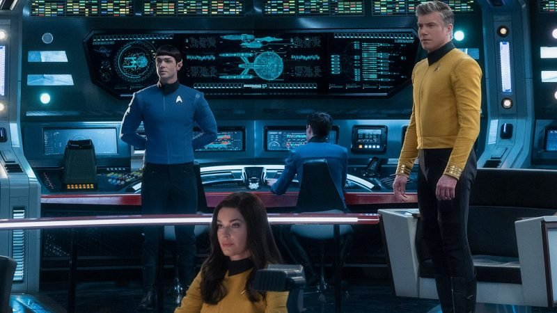 Paramount+'s Star Trek: Strange New Worlds Officially Begins Production