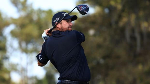 Ireland's Shane Lowry during the final round of The Players Championship on Sunday. Photograph: Getty Images