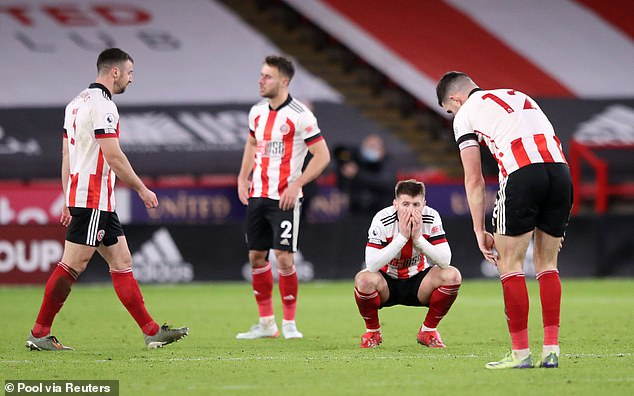 Sheffield United are bottom of the Premier League and changes appear to be on the horizon