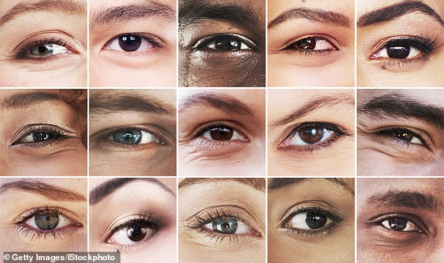 A group of international scientists have identified 50 new genes that play a role in eye color following the genetic analysis of nearly 195,000 people in Europe and Asia. It was previously said that shades were controlled by one or two genes, with brown eyes typically dominating blue