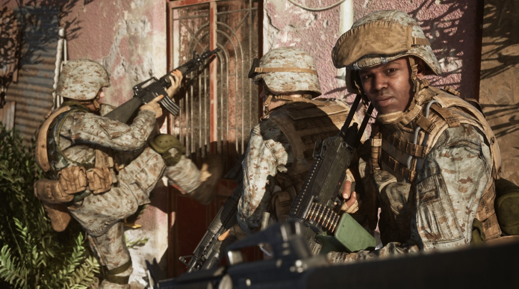 Six Days in Fallujah will be about knocking down doors and hunting Al Qaeda fighters.