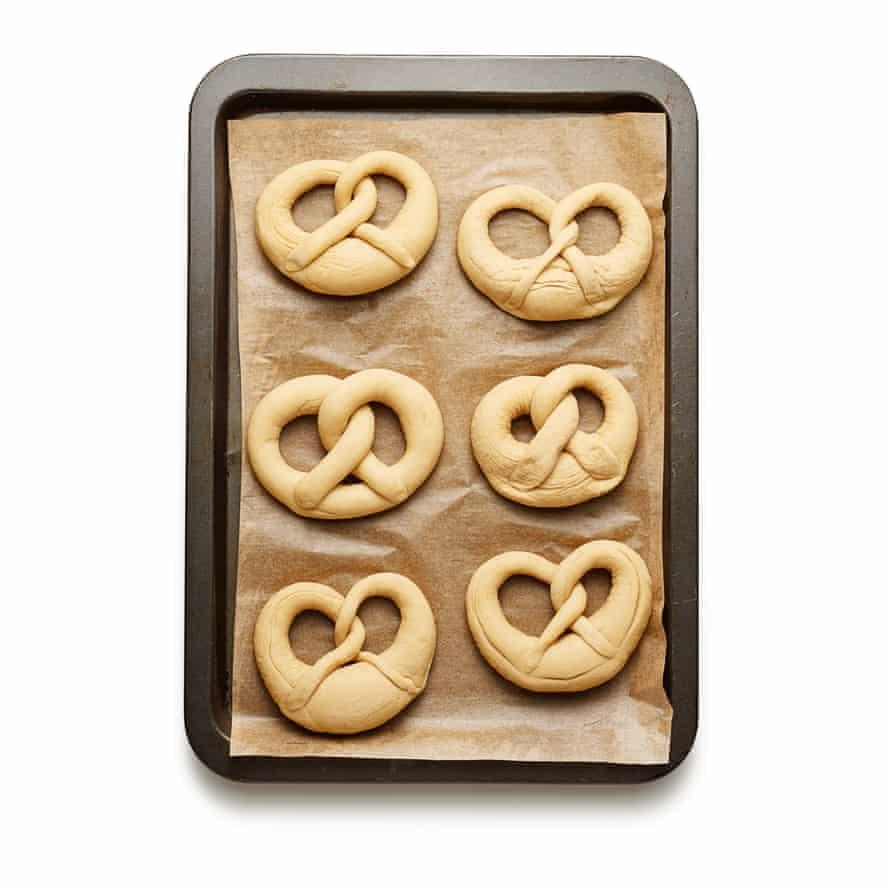 Felicity Cloake's pretzels 09