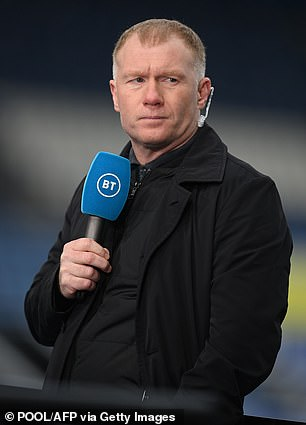 Paul Scholes feels the midfielder has much to prove
