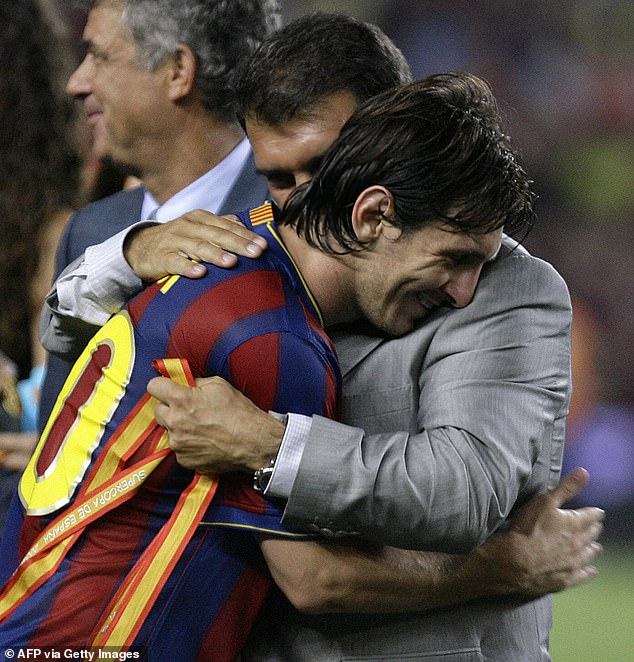 Laporta believes Messi will listen to any offer he puts forward in a bid to convince him to stay