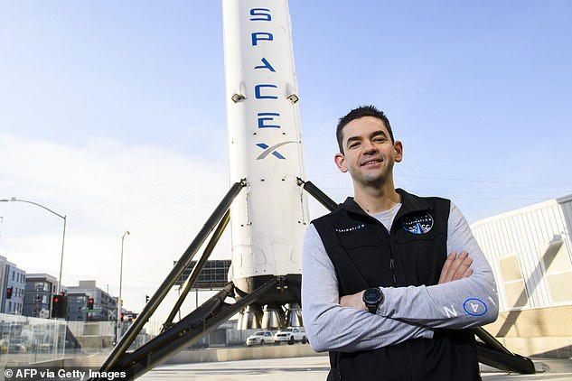 Pictured, Inspiration4 mission commander Jared Isaacman, founder and chief executive officer of Shift4 Payments