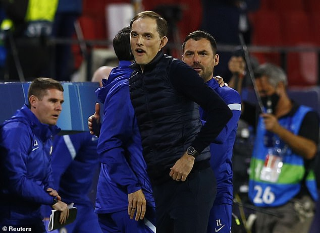 When he arrived at Chelsea, Tuchel made no secret of his admiration for Guardiola's Barcelona