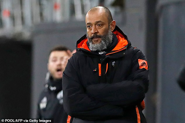 Nuno Espirito Santo hopes to have the star back for next season after an injury-hit campaign