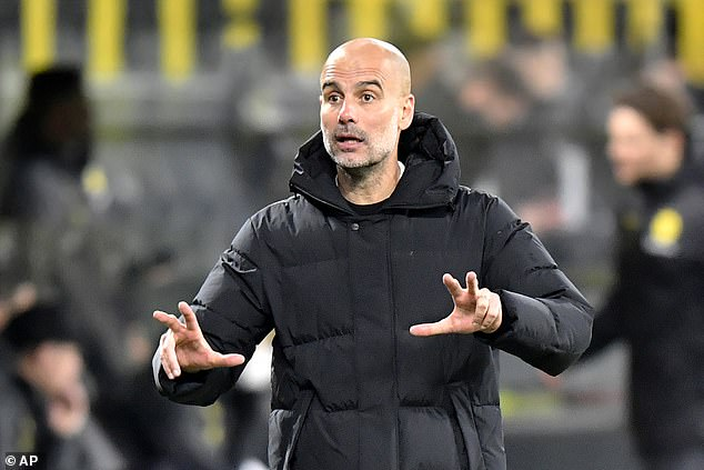 Pep Guardiola will likely try to sign his former player Messi if he's available for free this summer