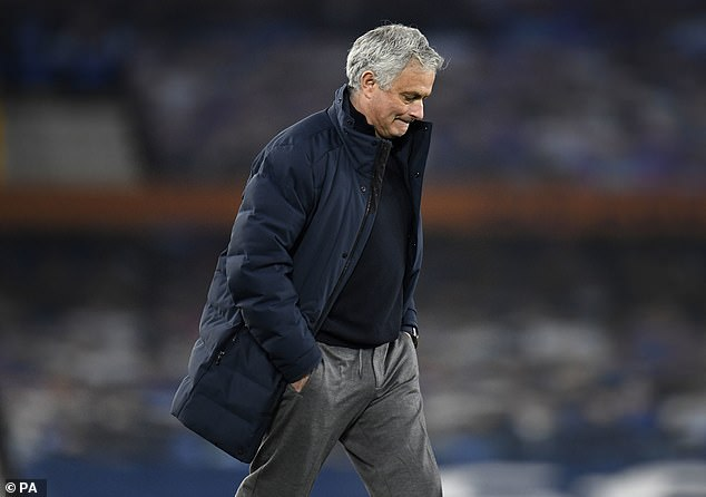 Jose Mourinho claimed it was too early on Friday night to know the severity of the injury