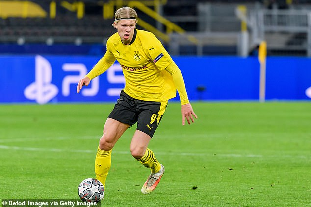 Raising funds could help improve the club's chances of marquee signings like Erling Haaland