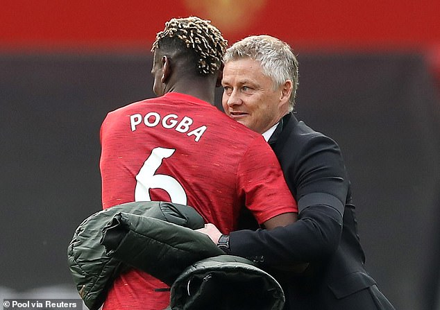 United manager Ole Gunnar Solskjaer will be keen for both Pogba and Fernandes to commit