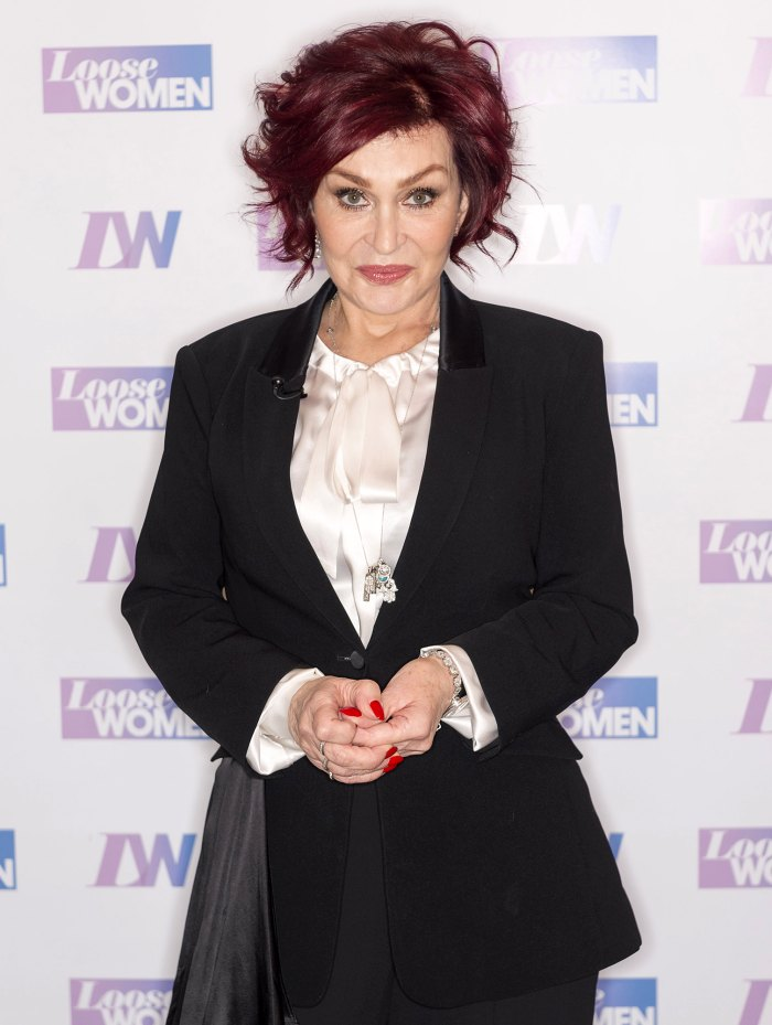 Sharon Osbourne Breaks Her Silence The Talk Exit First Interview