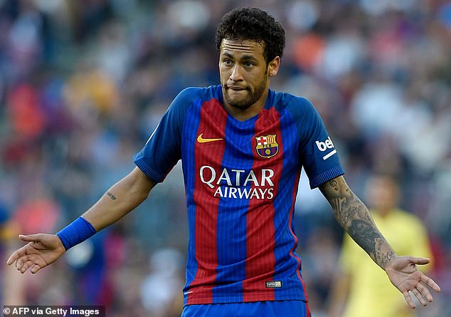 Neymar's former agent claimed the door will always be open for the Brazilian to return to Spain