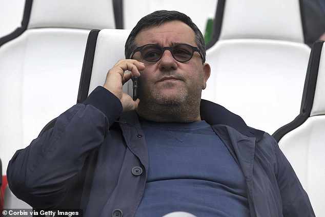 But Raiola - speaking to Spanish outlet AS - insists the Spanish side have the financial power